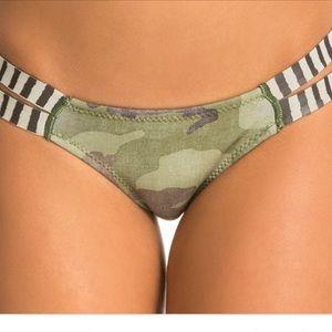 Camo bikini bottoms